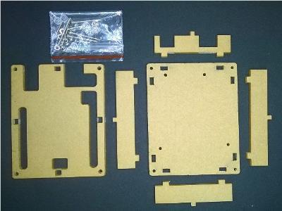 Krabička pro Arduino UNO, kryt
