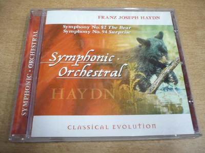 CD HAYDN / Symphony No.82 No.94
