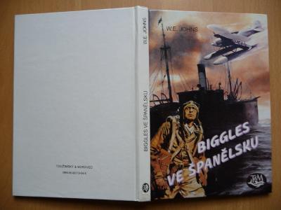 BIGGLES VE ŠPANĚLSKU - W.E.Johns - 1993