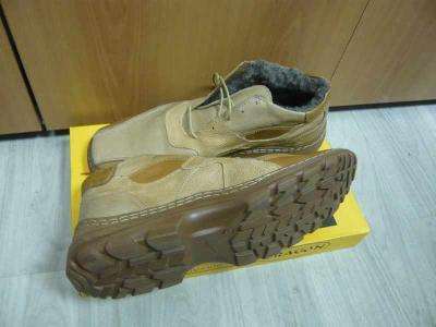 Nadměrná velikost pánské zimní boty obuv ORTO