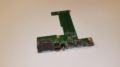 HDMI + USB + Audio Board z MSI CX70 2OD