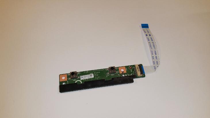 Tlačítka touchpadu z MSI CX70 2OD - Notebooky, příslušenství