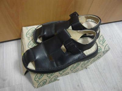 Pánské kožené sandály boty obuv ORTO vel. 41