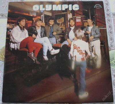 LP - Olympic - Bigbít / Perfektní stav!
