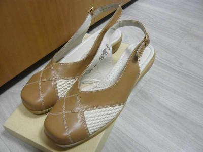 Dámské pantofle sandále boty Novafle 7989 39 40 41