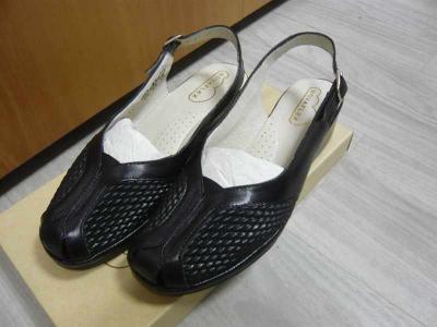 Dámské pantofle sandále boty Novafle 69937 37 42