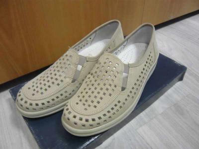 Dámské polobotky mokasiny boty Polking 948665 37