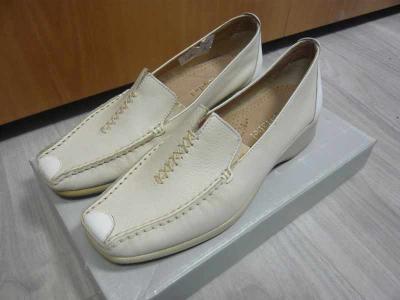 Dámské polobotky mokasiny boty Pölking 948277 36