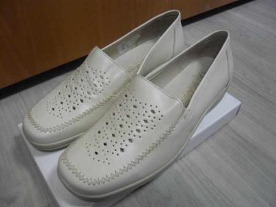 Dámské polobotky mokasiny boty Pölking 940017 42