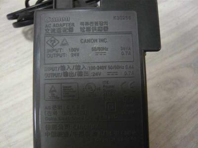 Napájecí adaptér zdroj Canon 24V DC 0,7A