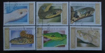 Benin 2001 Hadi Mi# 1177-82 1255