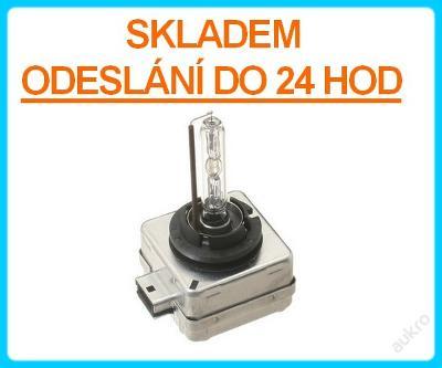 Xenonová výbojka D1S 4300K, 35W