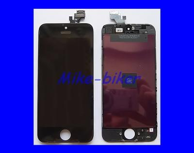 ORIGINÁL LCD panel s dotykem na iPhone 5s a SE. IHNED. LCD je totožný.