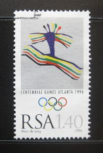 JAR 1996 LOH Atlanta Mi# 1010 0738