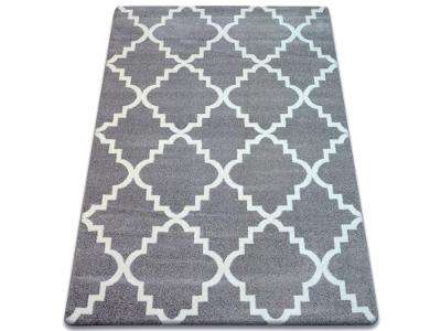 KOBEREC SKETCH 180x270 cm TRELLIS šedý #GR2165
