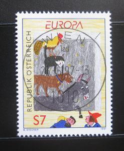 Rakousko 1997 Evropa CEPTMi# 2221 0738