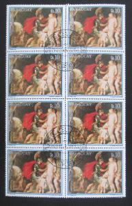 Paraguay 1988 Umění, Rubens, blok Mi# 4230 1262