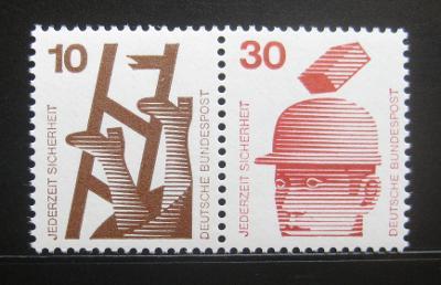 Německo 1974 Prevence nehod Mi# 0822