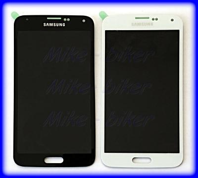 ORIGINÁL LCD komplet panel Samsung Galaxy S5 G900.
