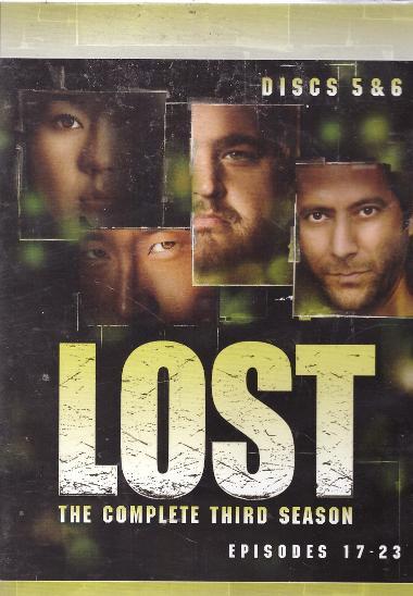 Lost discs 5 a 6  DVBO1) - Film