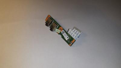 Audio board z HP Presario CQ61