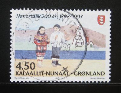 Grónsko 1997 Nanortalik Mi# 312 0611