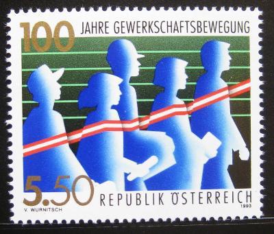 Rakousko 1993 Odbory Mi# 2112 0651
