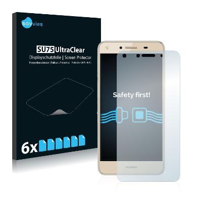 6x Ochranná fólie - Huawei Y5 II