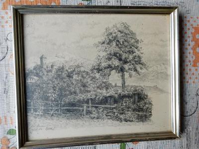 KRESBA MERAN SPERK 1950