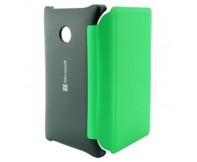 Nokia zadní kryt s flipem pro Lumia 532, zelená
