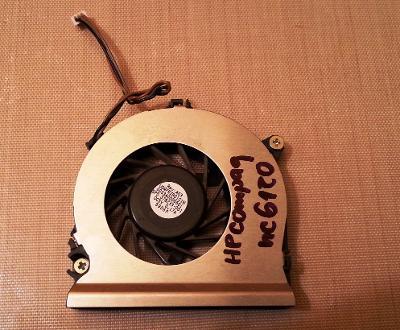 Ventilátor chlazení HP COMPAQ NC6120 3pin