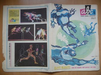 Časopis - ABC - ročník 14. - číslo 9. z roku 1970