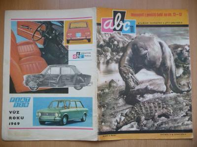 Časopis - ABC - ročník 14. - číslo 11. z roku 1970
