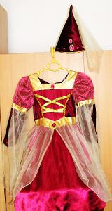 2022 HRADNÍ PANÍ - karnevalový kostým vel.104