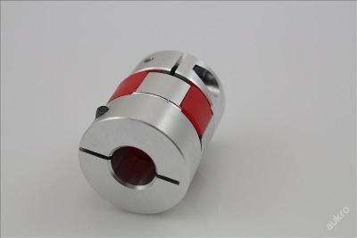 Pružná spojka 8/8mm,svěrná, pryž, pr.20x25 CNC
