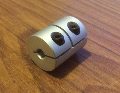 Svěrná spojka 5/8mm, pevná, pr.20x25 CNC