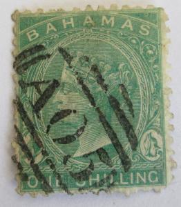 Bahamy 1875 Královna Victoria Mi# 8 A 460€ 0922