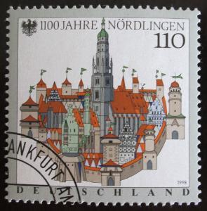 Německo 1998 Nordlingen Mi# 1965 0906