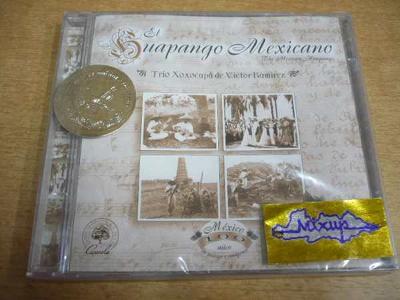 CD EL GUAPANGO MEXICANO Victor Ramirez / NOVÉ