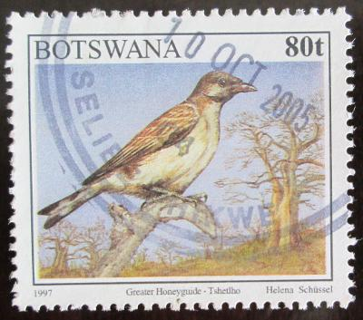 Botswana 1997 Ptáci Mi# 639 0932
