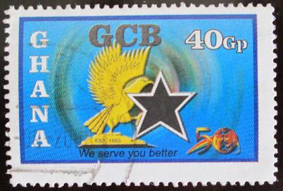 Ghana 2007 Komerční banka Mi# 3954 0941