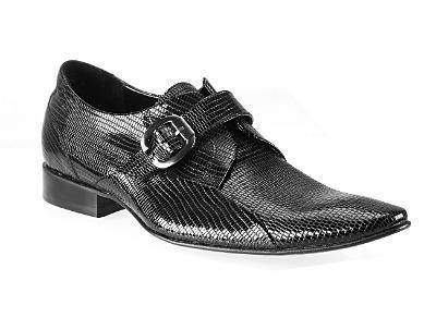 Formální boty kůže spona vel. 39 40 41 42 43 44 45