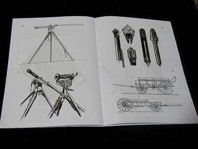 Raketové zbraně - rakouské armády