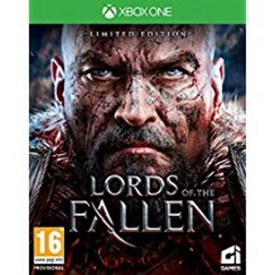 XBOX ONE Lords Of The Fallen (Limited Edition)