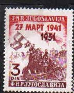 Jugoslávie - č.685 - 27.4.1941 - 10.výročí....