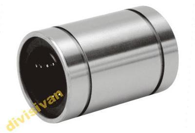 Lineární pouzdro - vozík LM16UU pr. 16 mm -  CNC