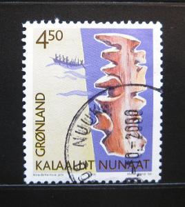 Grónsko 2000 Kulturní dědictví Mi# 356 0984