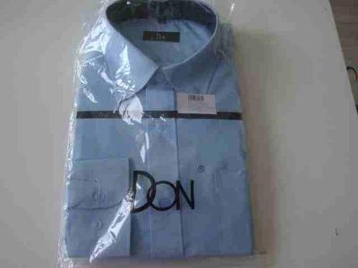 Pánská košile DON nová SVĚTLE MODRÁ-KRAVATA ZDARMA
