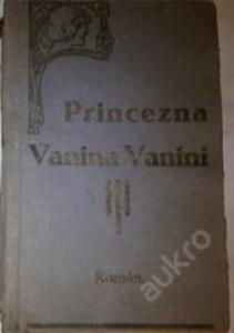 Princezna Vanina Vanini-Frederic de Stendhal