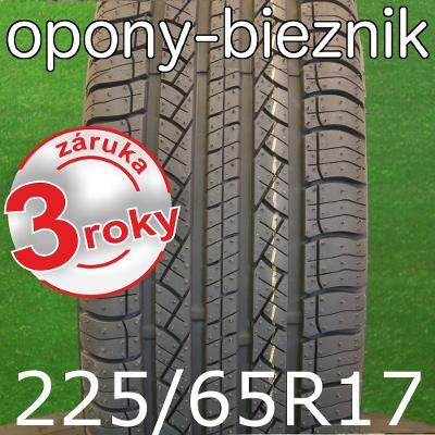 LETNI PNEU 225/65R17  vzor SUVER , DOPRAVA ZDARMA  !!